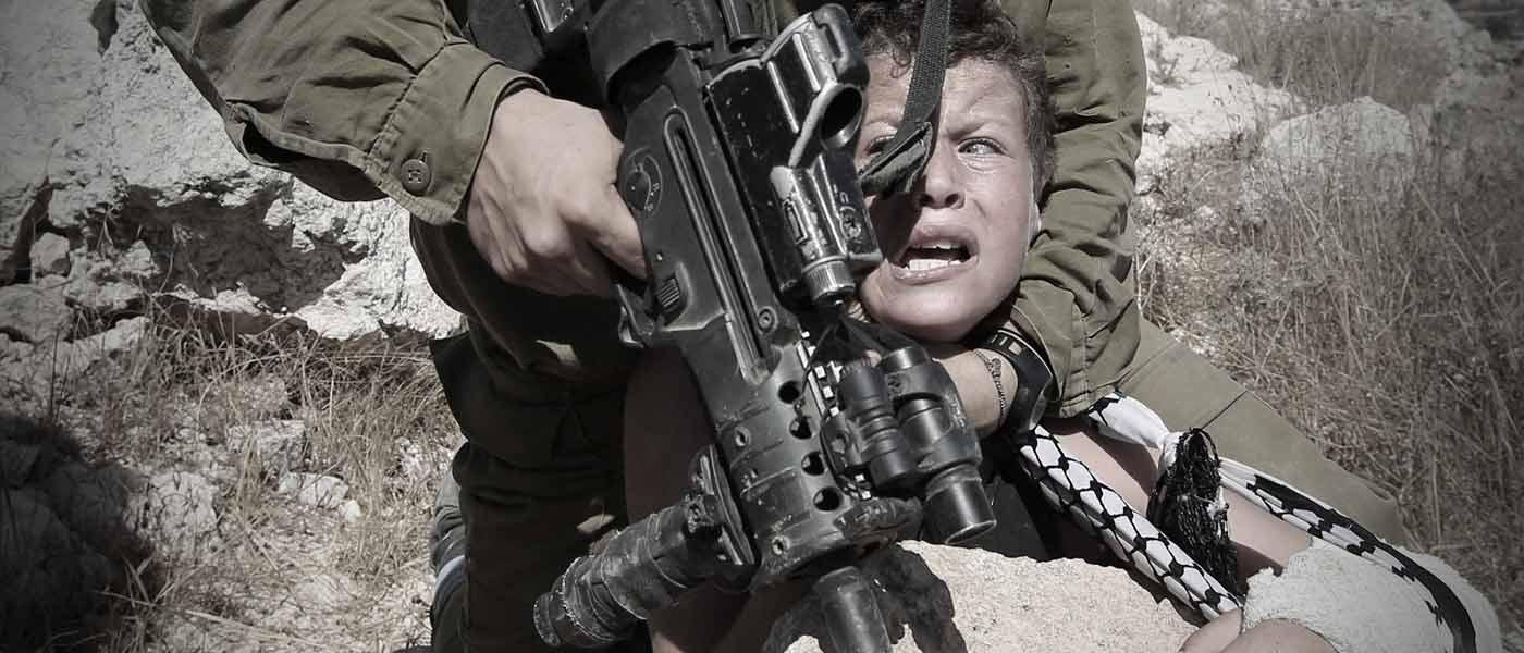 soldados israelíes