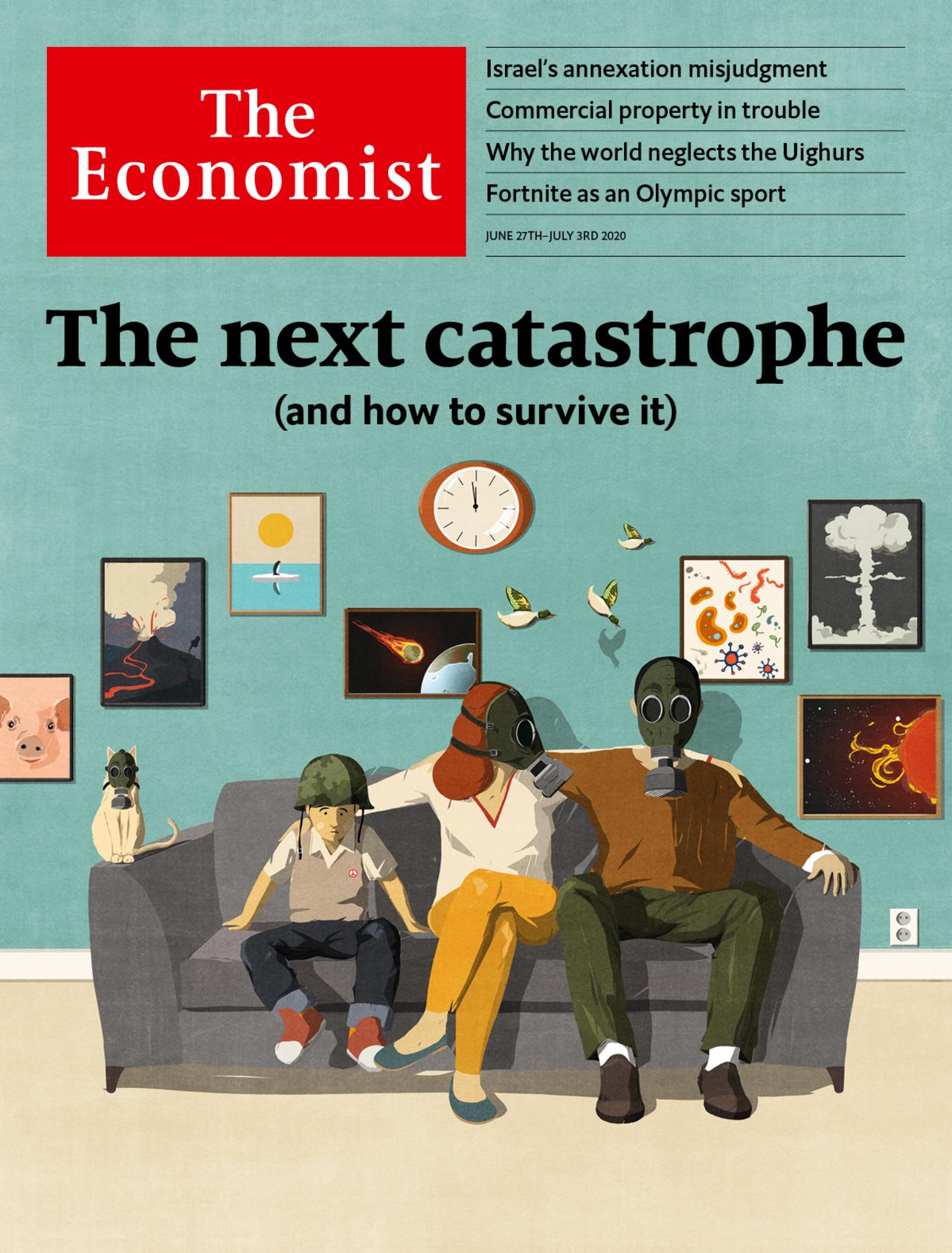 the economist la próxima catástrofe