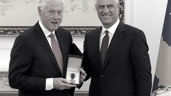 bill clinton serbia
