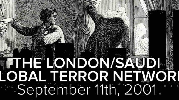 La Red Global de Terror británica/saudí y el 11 de septiembre de 2001