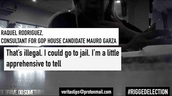 Proyecto Veritas: Cazadora de votos de Texas revela fraude 'masivo' para elegir a Biden
