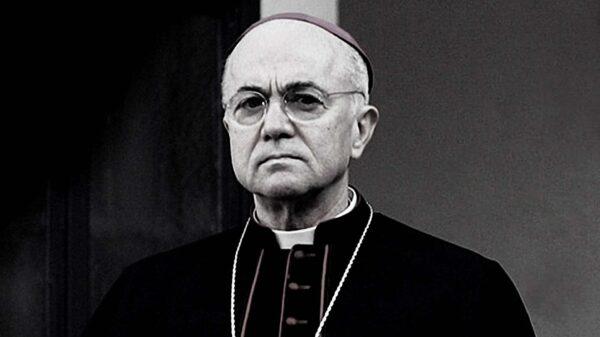 Arzobispo Maria Viganò advierte a Trump sobre los planes del 'Gran Reseteo' para someter a la humanidad y destruir la libertad