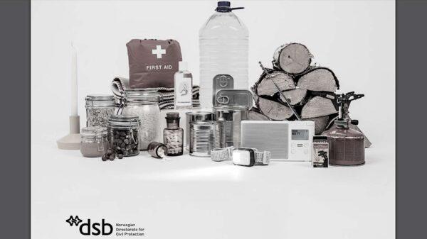 Noruega pide a la población que haga acopio de alimentos y enseres y se prepare para una posible emergencia