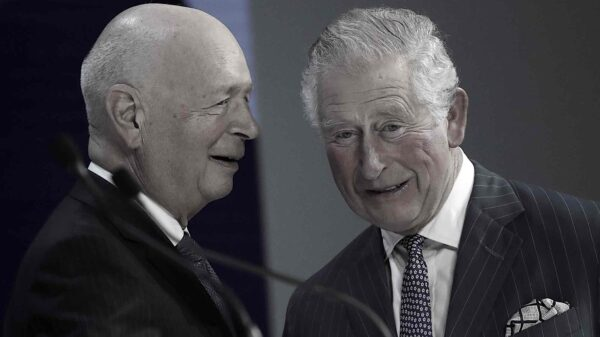 Robert Ingraham: El 'Gran Reseteo' del Imperio Británico