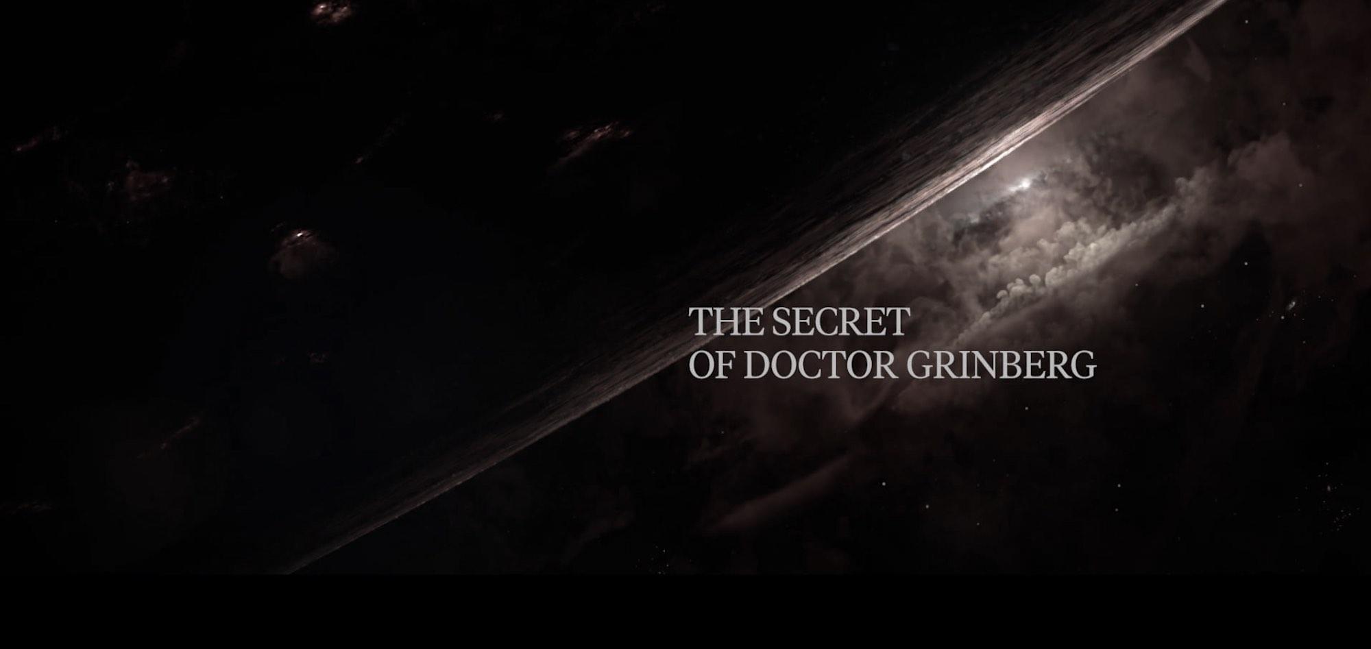 El secreto del doctor Grinberg [Documental]