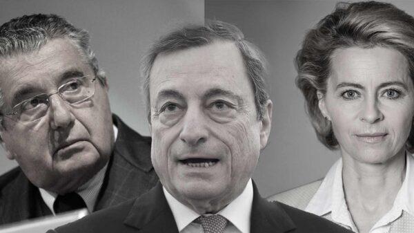 Tres cortesanos que la nobleza negra ha usado para moldear la estructura supranacional de la Unión Europea