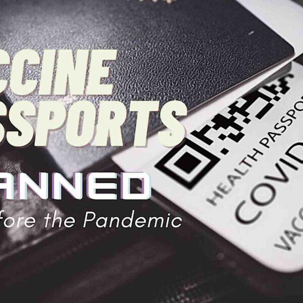La UE planificó los pasaportes de vacunación 20 meses antes del inicio de la pandemia