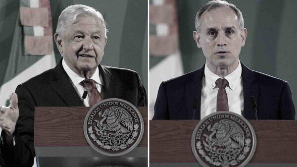 Gobierno de México alerta sobre una 'campaña de opinión inducida por las compañías farmacéuticas' para vender más vacunas