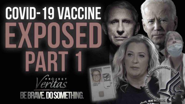 Personal sanitario del gobierno federal de EEUU habla detrás de cámaras sobre los peligros e irregularidades de las vacunas Covid