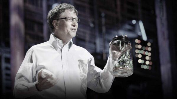 Bill Gates sí habló de vacunas en su fórmula para reducir la población mundial en la Conferencia TED de 2010