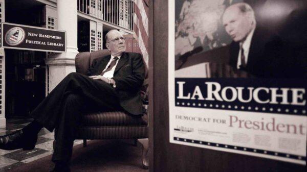 Lyndon Larouche habla sobre el verdadero poder en la sombra (la nobleza negra anglo-veneciana)
