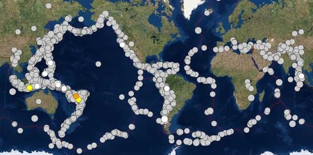 Terremotos Siglo XXI
