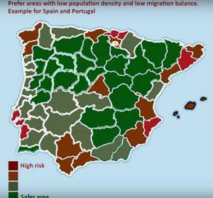 colapso espana