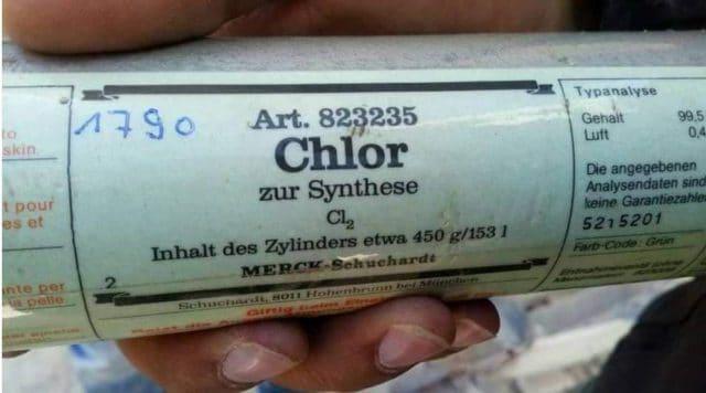 armas quimicas alemania