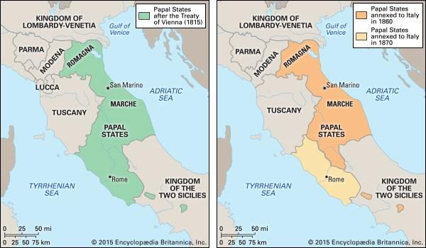 estados papales