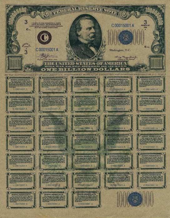 bono reserva federal