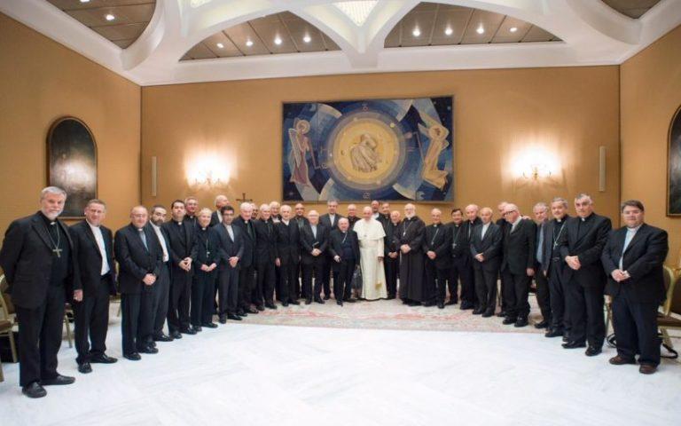 obispos chilenos