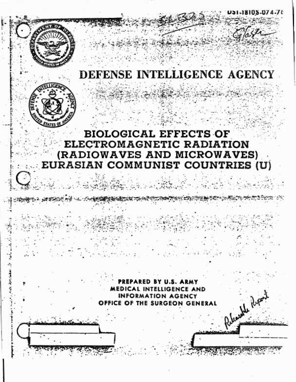 efectos radiacion electromagnetica