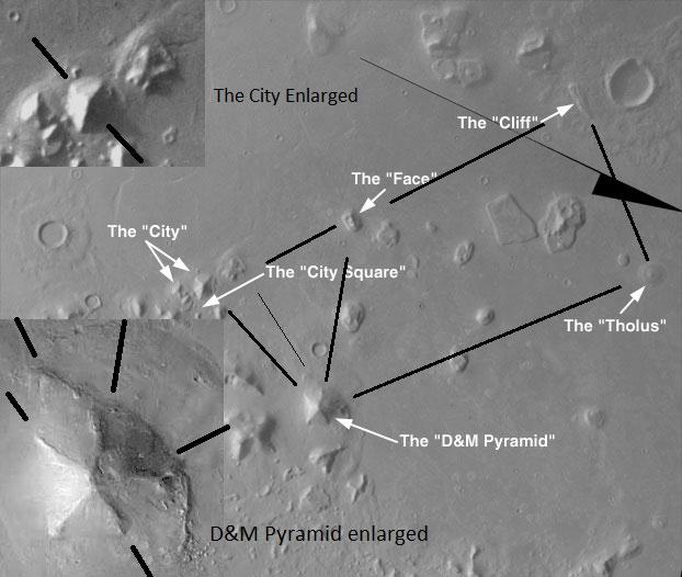 arqueologia marciana