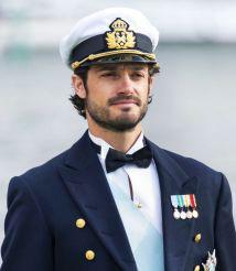 Príncipe Carl Philip de Suecia