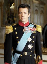 Príncipe Frederik de Dinamarca