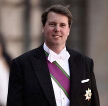 Príncipe Hubertus de Sajonia-Coburgo y Gotha