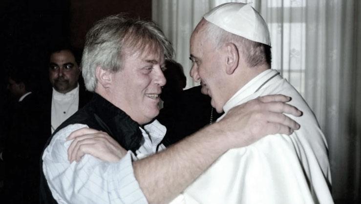 gustavo vera papa francisco