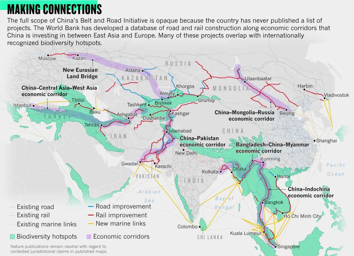 infraestructura china ruta de la seda